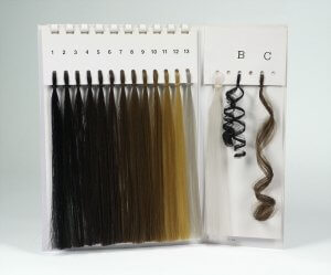 Biocompatible artificial hair