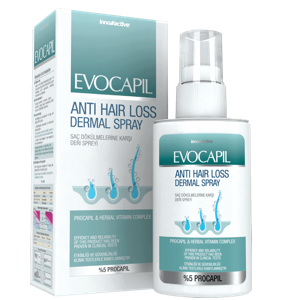Evocapil anti hair loss spray