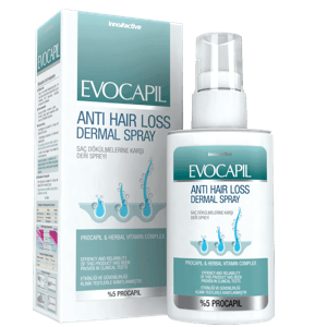 Evocapil anti hairloss spray