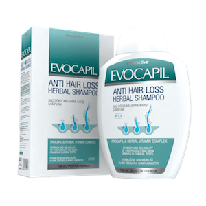 Evocapil shampoo anti hair loss