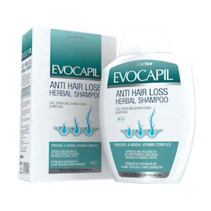 evocapil anti hair loss shampoo