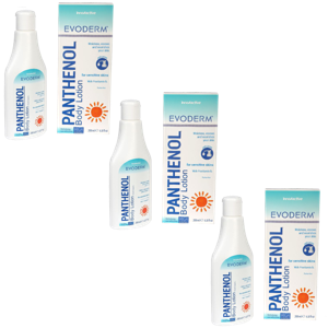 panthenol lotion 3-pack