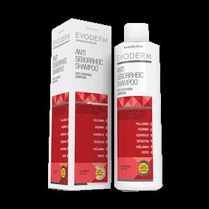 Evoderm Anti Dandruff Shampoo